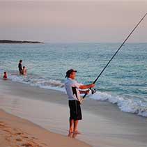 Getaway Beach, Dongara WA